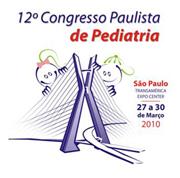 12º Congresso Paulista de Pediatria: grande sucesso