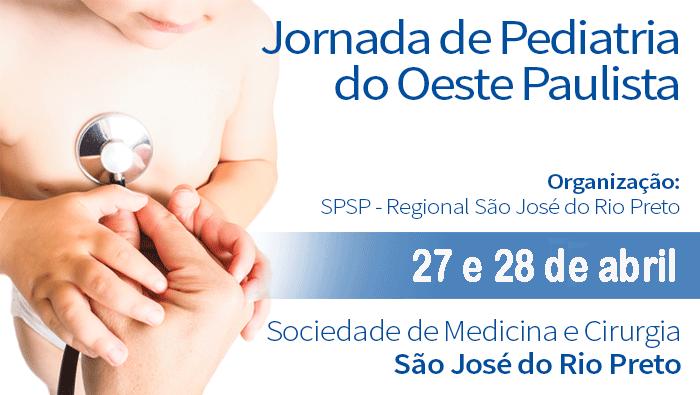 Jornada de Pediatria do Oeste Paulista