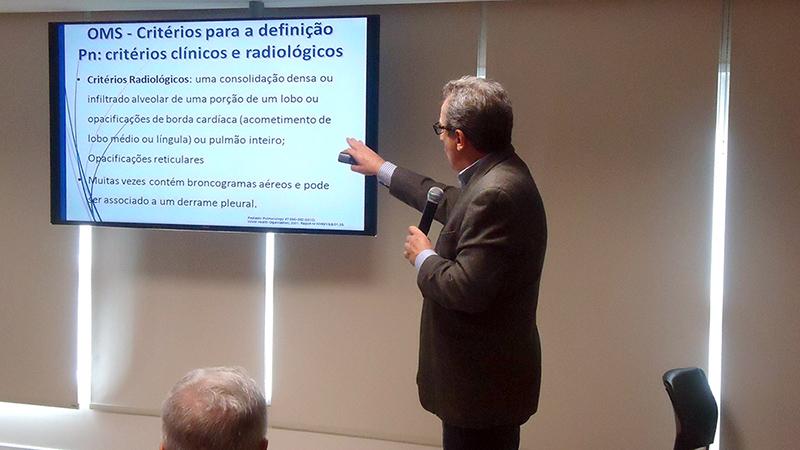 Saulo Duarte Passos fala sobre as pneumonias virais e o vírus influenza H1N1.