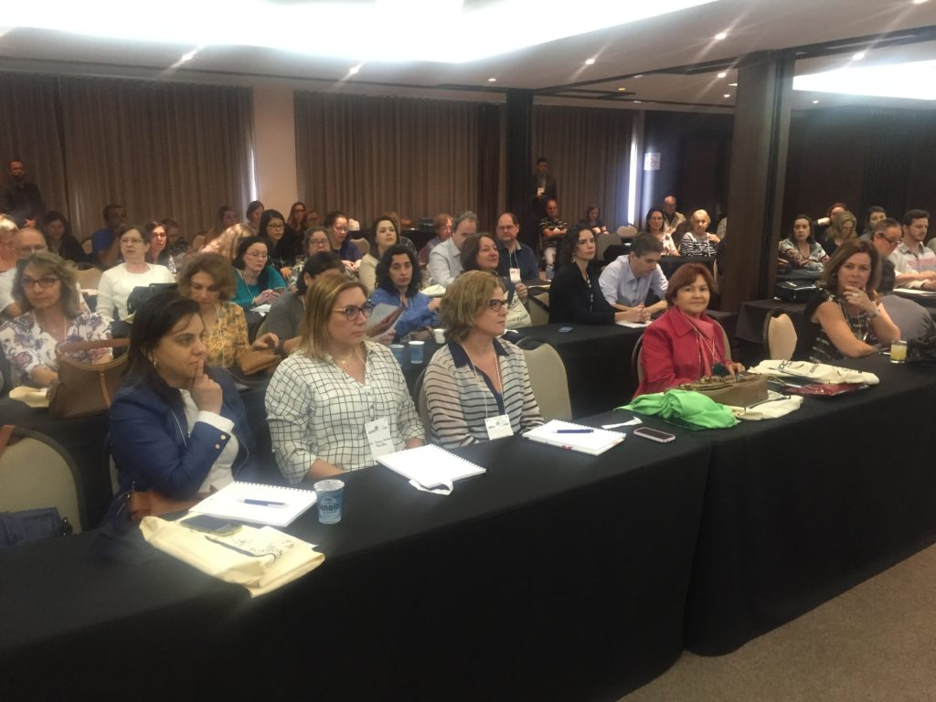 Público presente a Jornada