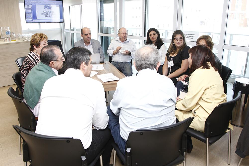 Grupo dos grupos de trabalho da SPSP.