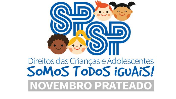 Novembro Prateado – Pediatra Atualize-se dedicado à campanha de direitos das crianças e adolescentes