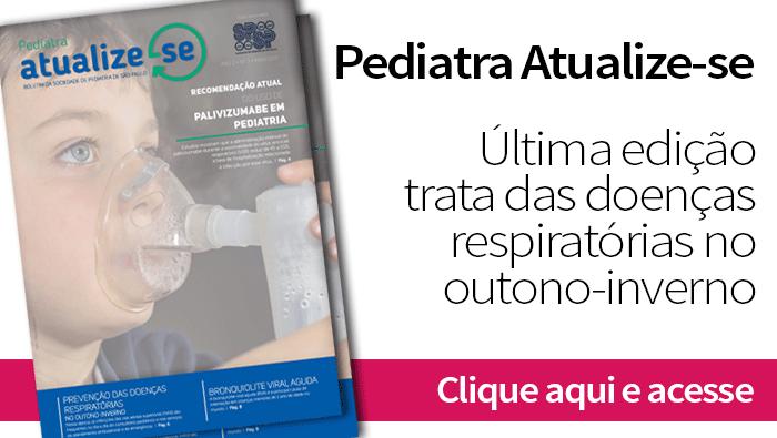 """Novo """"Pediatra Atualize-se"""" trata das doenças respiratórias do outono-inverno"""