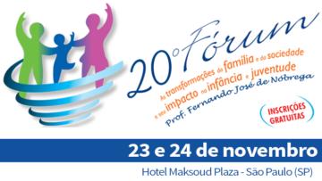 20º Fórum da Academia Brasileira de Pediatria