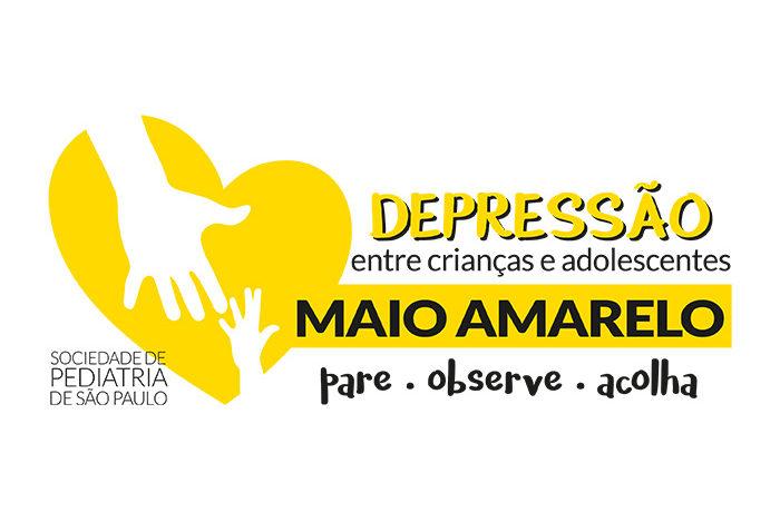 Maio Amarelo – Depressão entre crianças e adolescentes: Pare, observe, acolha