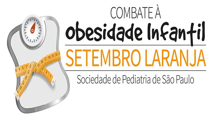 """SPSP lança campanha """"Combate à Obesidade Infantil – Setembro Laranja"""""""