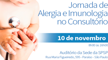 Jornada de Alergia e Imunologia no Consultório