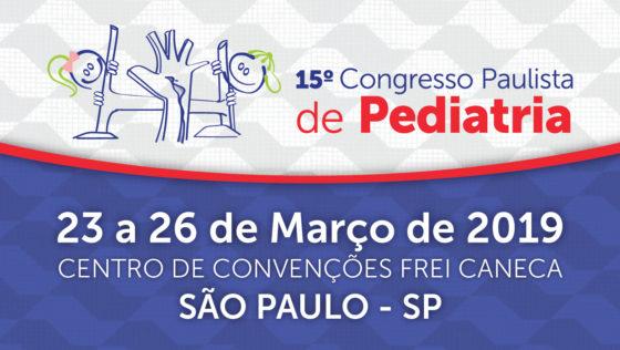 15º CONGRESSO PAULISTA DE PEDIATRIA