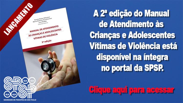 Manual de Atendimento às Crianças e Adolescentes Vítimas de Violência disponível para leitura