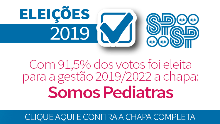 ELEIÇÕES SPSP 2019: RESULTADO DA VOTAÇÃO