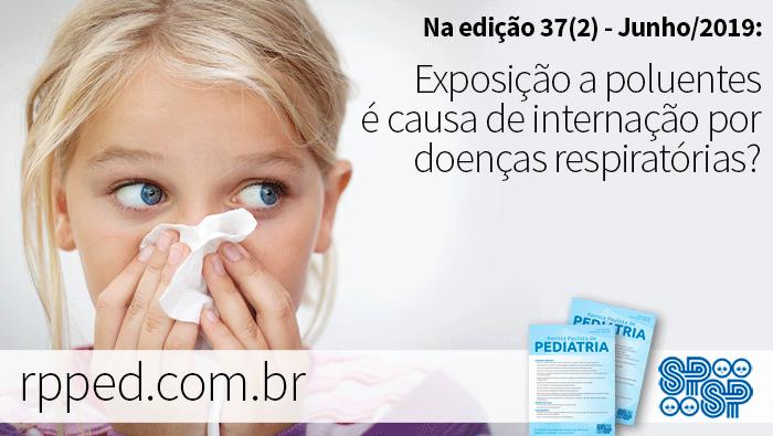 Exposição a Poluentes é Causa de Internação por Doenças Respiratórias?