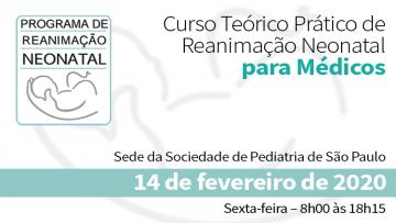 Curso Teórico-Prático de Reanimação Neonatal para Médicos