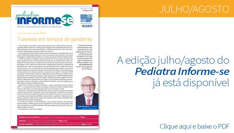 Boletim Pediatra Informe-se julho/agosto – nº 212