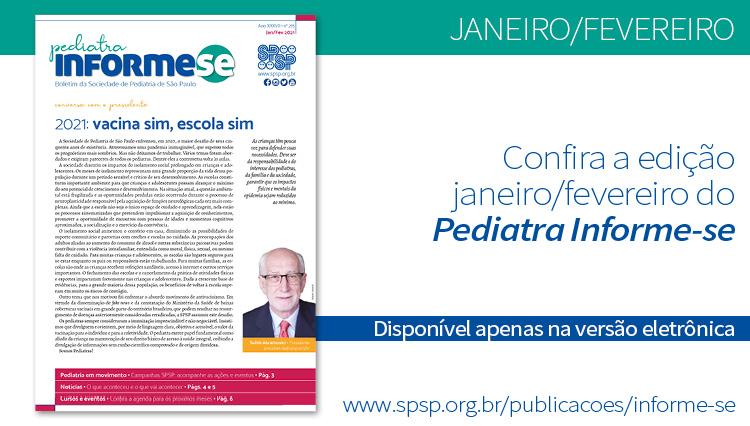 BoletimPediatra Informe-se janeiro/fevereiro – nº 215