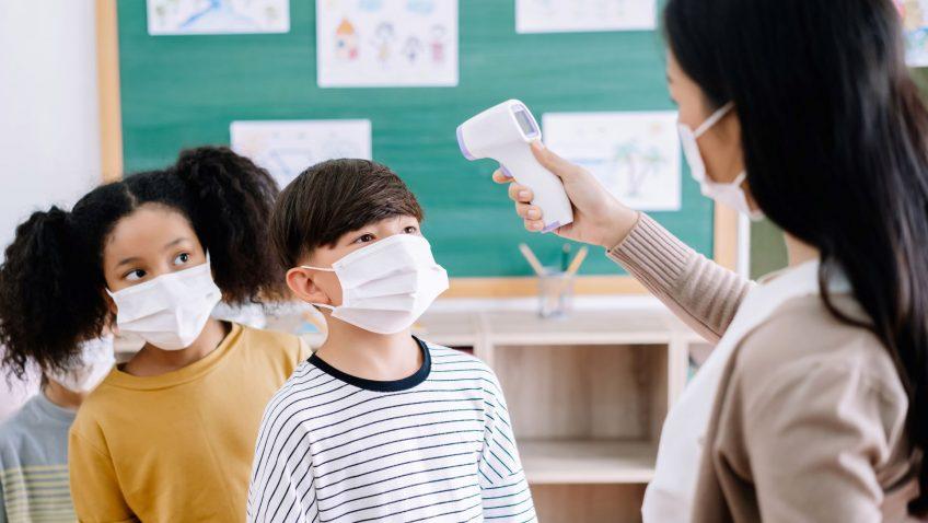 Vacina e escolas – expectativa que estejam juntas