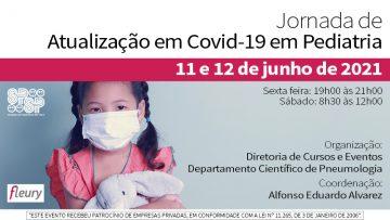 Jornada de Atualização em Covid-19 em Pediatria (Zoom)