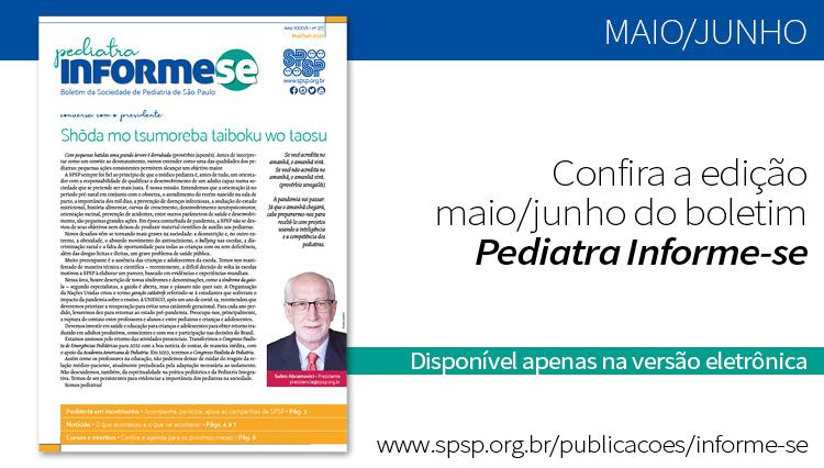 BoletimPediatra Informe-se maio/junho – nº217