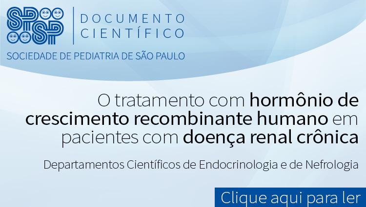 Documento Científico: O tratamento com hormônio de crescimento recombinante humano em pacientes com doença renal crônica