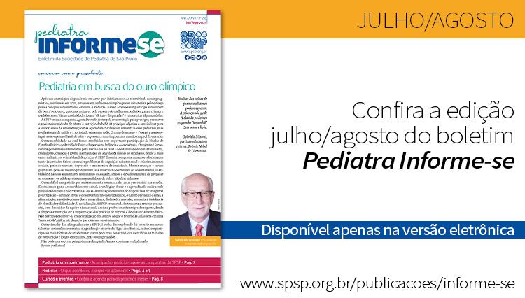 Boletim Pediatra Informe-se julho/agosto – nº 218