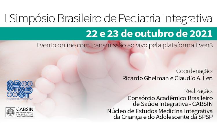 I Simpósio Brasileiro de Pediatria Integrativa
